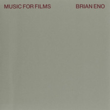 Brian Eno - Music For Films - LP Vinyl