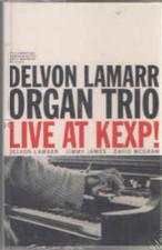 Delvon LaMarr Organ Trio - Live At KEXP! - Cassette