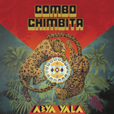 Combo Chimbita - Abya Yala - LP Colored Vinyl