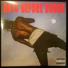 Travis Scott - Days Before Rodeo - 2x LP Vinyl