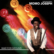 Momo Joseph - War For Ground - LP Vinyl