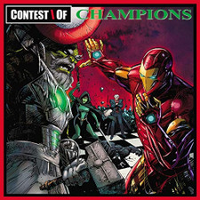 The Genius / GZA - Liquid Swords (Marvel Edition) - 2x LP Colored Vinyl