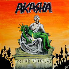 Akasha - Mother Of Exiles - LP Vinyl