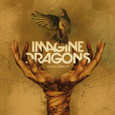 Imagine Dragons - Smoke + Mirrors (Deluxe Edition) - 2x LP Clear Vinyl