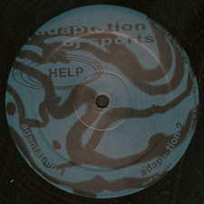 "DJ Sports - Adaptation - 12"" Vinyl"