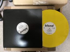 Frank Ocean - Blond (Mispress) - 2x LP Colored Vinyl