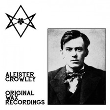 Aleister Crowley - Original Wax Recordings - LP Vinyl