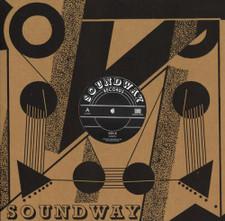 "Jon K / Pat Thomas - Asafo / Enye Woa - 12"" Vinyl"