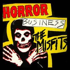 "Misfits - Horror Business - 7"" Vinyl"
