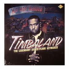 Timbaland - Hip Hop Heroes Instrumentals Vol. 2 - 2x LP Vinyl