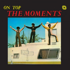 The Moments - On Top - LP Vinyl