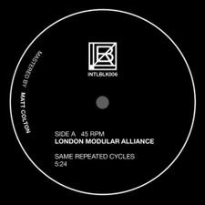 """London Modular Alliance - INTLBLK006 - 12"""" Vinyl"""