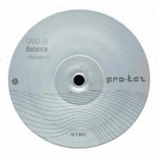 "Grad_U - Balance - 12"" Vinyl"