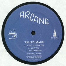 "Trust Image - A Man Cut In Slices - 12"" Vinyl"