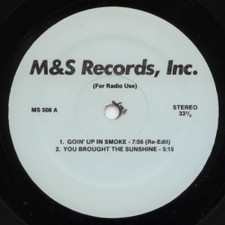 "Eddie Kendricks / Clark Sisters / Maxine Singleton - Goin' Up In Smoke / Don't You Love It - 12"" Vinyl"