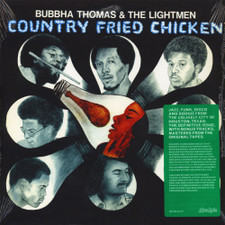 Bubbha Thomas & The Lightmen - Country Fried Chicken - 2x LP Vinyl