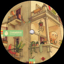 "Chambray - Where You At? - 12"" Vinyl"
