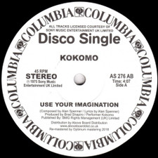 "Kokomo - Use Your Imagination (Danny Krivit Edit) - 12"" Vinyl"