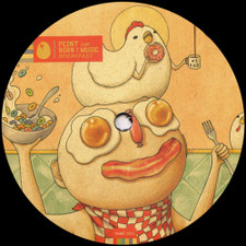 "Peznt - Breakfast - 12"" Vinyl"