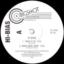 """Hi-Bias - Hi-Bias - 12"""" Vinyl"""