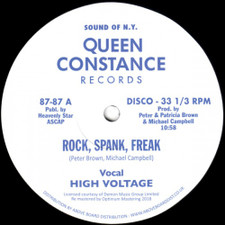 "High Voltage - Rock, Spank, Freak - 12"" Vinyl"