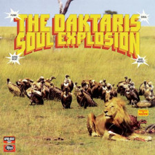 The Daktaris - Soul Explosion - LP Vinyl
