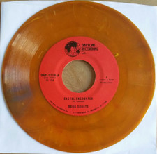 "Doug Shorts - Casual Encounter - 7"" Colored Vinyl"