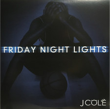 J. Cole - Friday Night Lights - 2x LP Vinyl