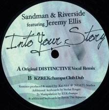 "Sandman & Riverside - Into Your Story - 12"" Vinyl"