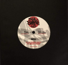 "Skill - Yo, Strong People - 7"" Vinyl"