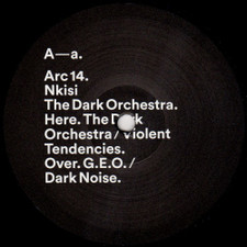"Nkisi - The Dark Orchestra - 12"" Vinyl"