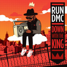 "Run-DMC - Down With The King - 7"" Vinyl"