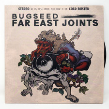 Bugseed - Far East Joints - LP Vinyl
