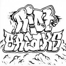 "Riot Breaks - Riot Breaks - 7"" Vinyl"