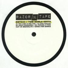"Tom Noble - Edits - 12"" Vinyl"