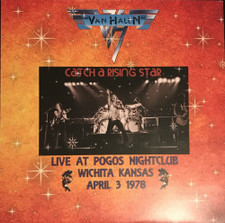 Van Halen - Catch A Rising Star: Live At Pogos - LP Vinyl