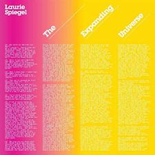 Laurie Spiegel - The Expanding Universe - 3x LP Vinyl