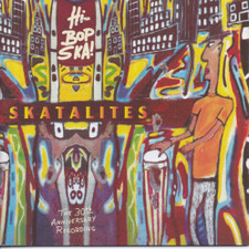The Skatalites - Hi-Bop Ska - 2x LP Vinyl