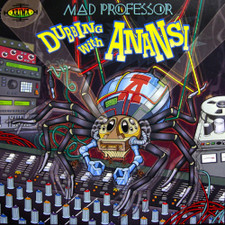 Mad Professor - Dubbing With Anansi - LP Vinyl