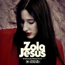 """Zola Jesus - Wiseblood (Johnny Jewel Remixes) - 12"""" Vinyl"""