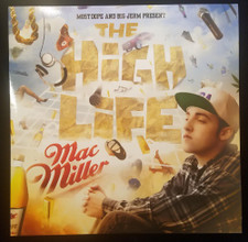Mac Miller - The High Life - 2x LP Vinyl