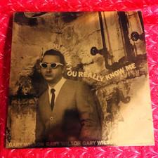 Gary Wilson - You Think You Really Know Me (Gold Foil Edition) - LP Vinyl