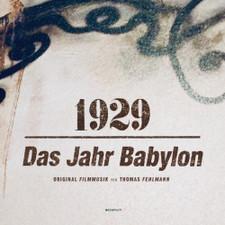 Thomas Fehlmann - 1929 - Das Jahr Babylon - LP Vinyl