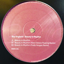 "Roy England - Beauty In Rhythm - 12"" Vinyl"