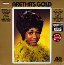 Aretha Franklin - Aretha's Gold - LP Colored Vinyl