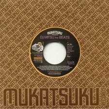 "DJ Mitsu The Beats - Let Go - 7"" Vinyl"
