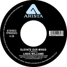 "Linda Williams - Elevate Our Minds - 7"" Vinyl"