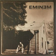 Eminem - The Marshall Mathers LP - 2x LP Vinyl