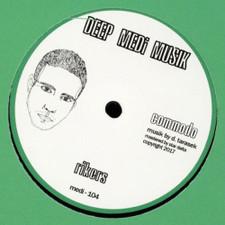 "Commodo - Rikers / Daytona - 12"" Vinyl"
