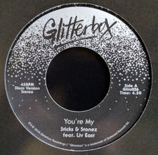 "Sticks & Stonez - You're My - 7"" Vinyl"